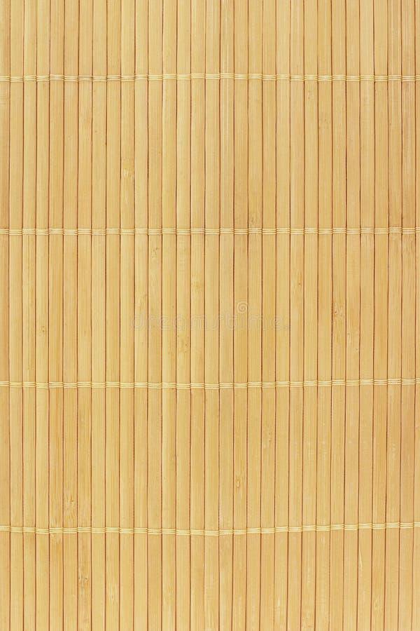 Bambusmattenhintergrund lizenzfreie stockfotografie