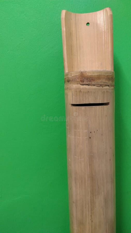 Bambusowa tubka zdjęcia stock