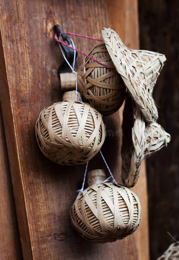Bambusowy artykuły obrazy royalty free