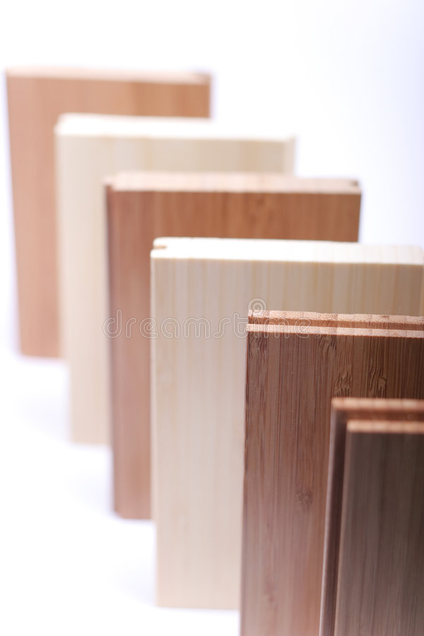 Bambusparkett lizenzfreie stockfotografie