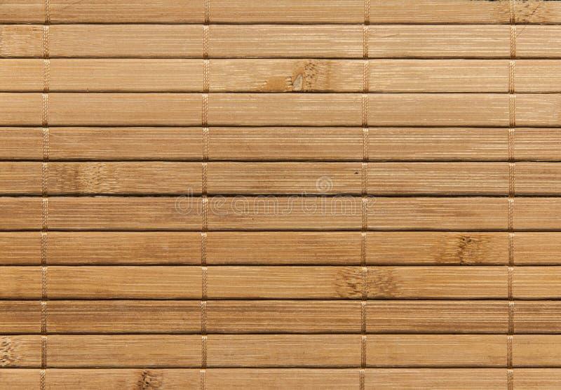 Bambuswandbeschaffenheit stockfotos