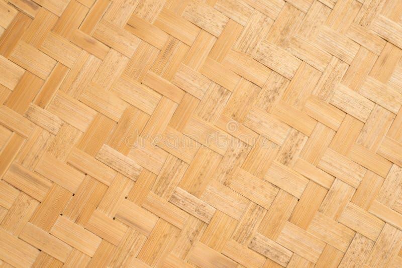 Bambuväggbakgrund royaltyfri foto
