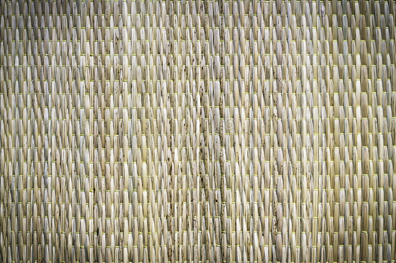 Bambuvävbakgrund arkivfoto