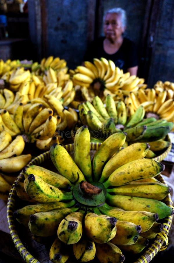 Banaan royalty-vrije stock afbeeldingen