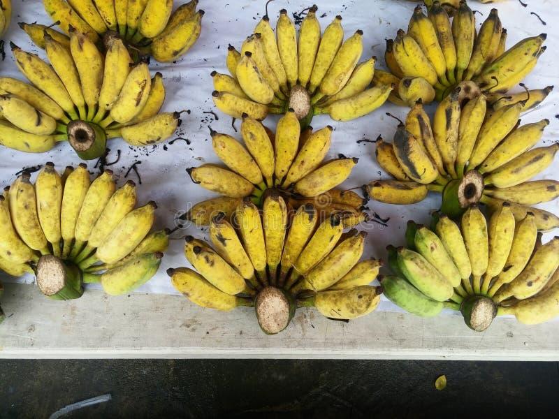 Banaan royalty-vrije stock foto's