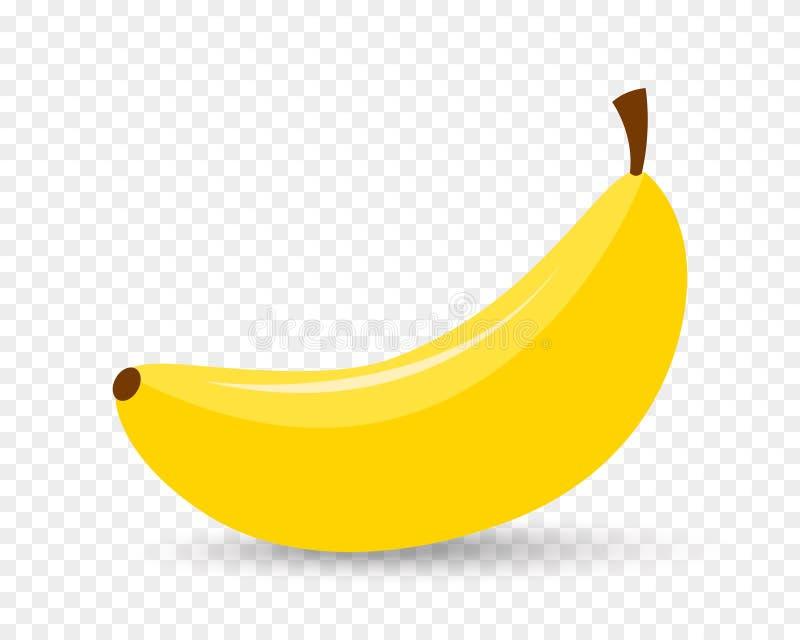 Banaan vectorpictogram vector illustratie