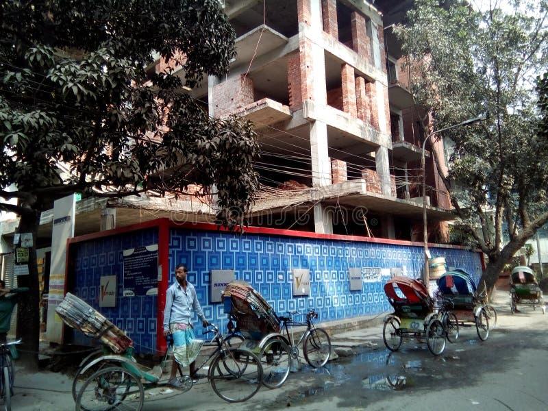 Banai Dhaka Μπανγκλαντές στοκ εικόνες