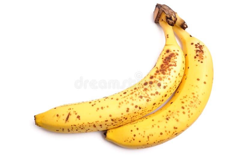 banan dojrzały obrazy stock
