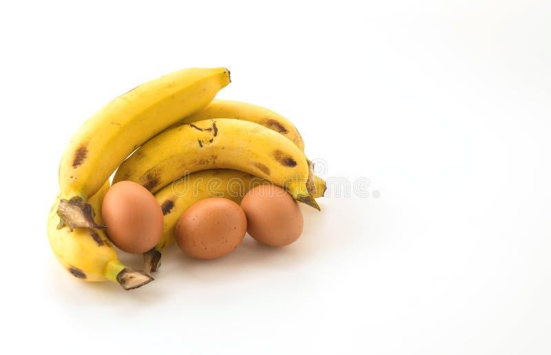 banan och ägg