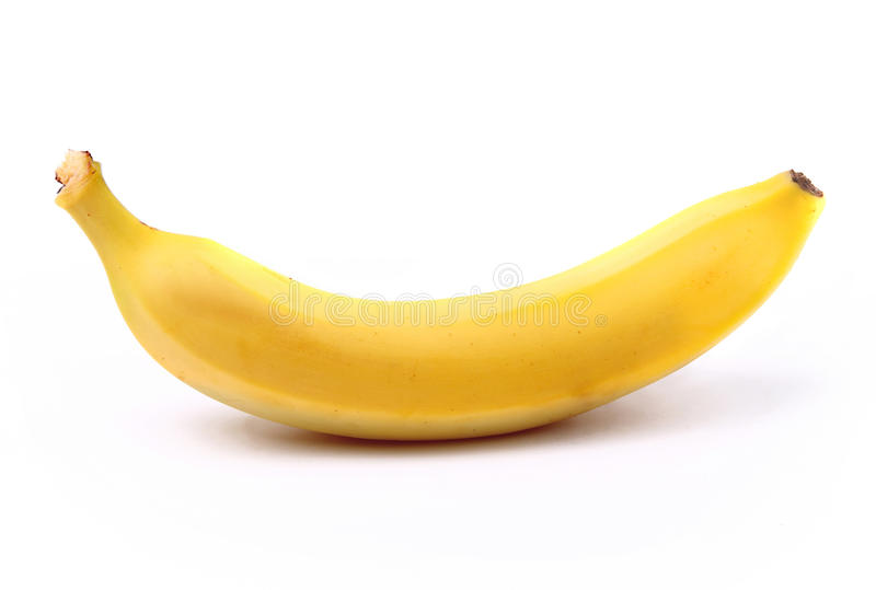 Download Banana stock image. Image of colourful, white, closeup - 29376785