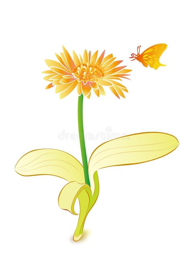 Download Banana stock vector. Image of flower, dieting, bananas - 9838898