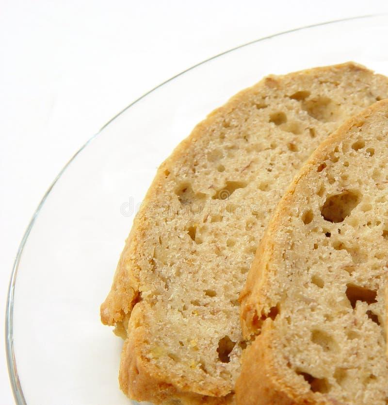 Banana Bread stock photography