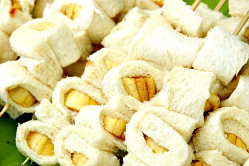 Download Banana bread cake stock photo. Image of banana, butter - 38261150