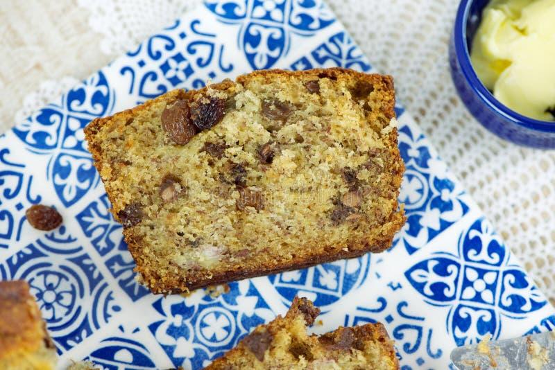 Banana Bread royalty free stock photos