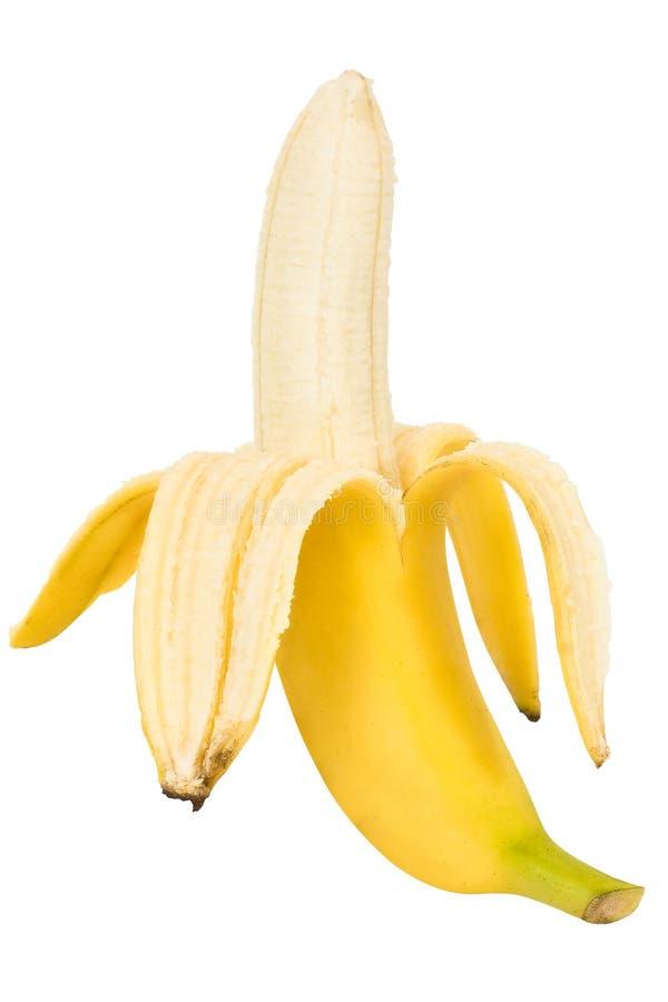 Banana cancelada imagens de stock royalty free