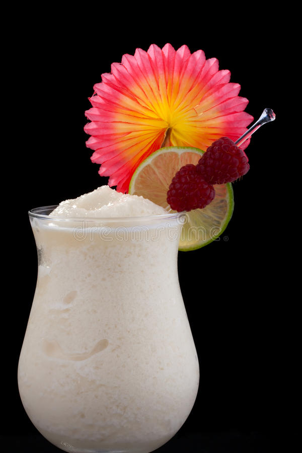 Banana Daiquiri - Most popular cocktails series royalty free stock image