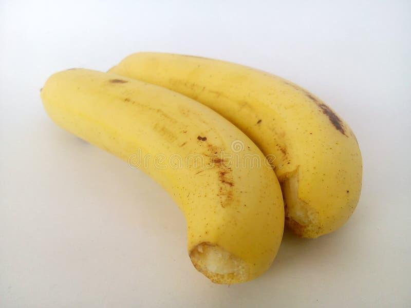 Banana di Cavendish immagini stock libere da diritti