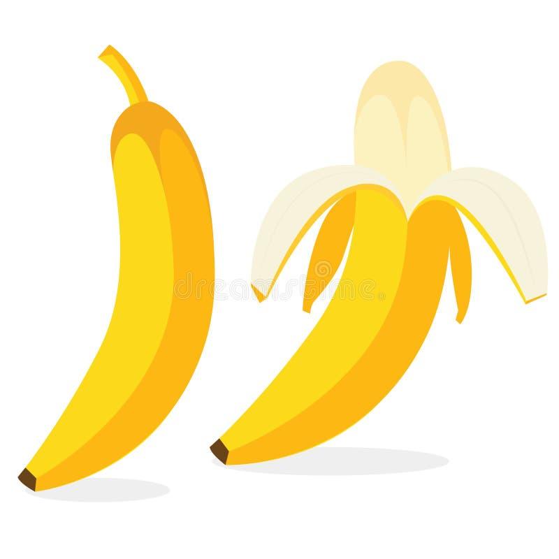 Banana royalty free illustration