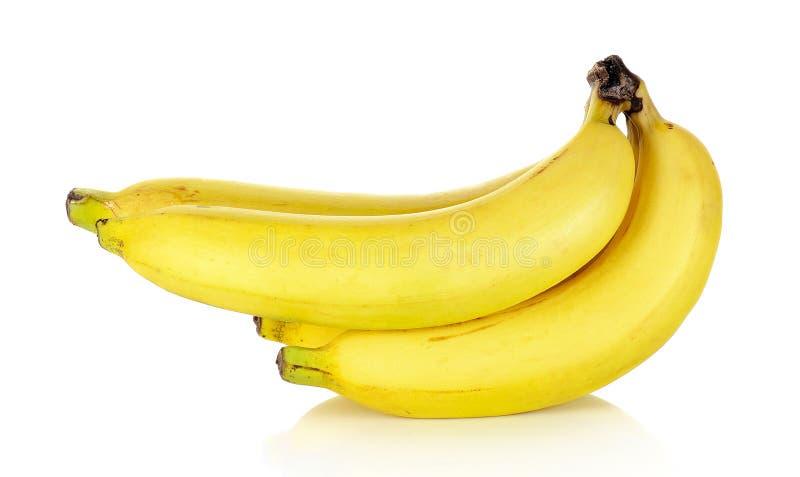 Download Banana Isolata Sui Precedenti Bianchi Immagine Stock - Immagine di isolato, spuntino: 55359017