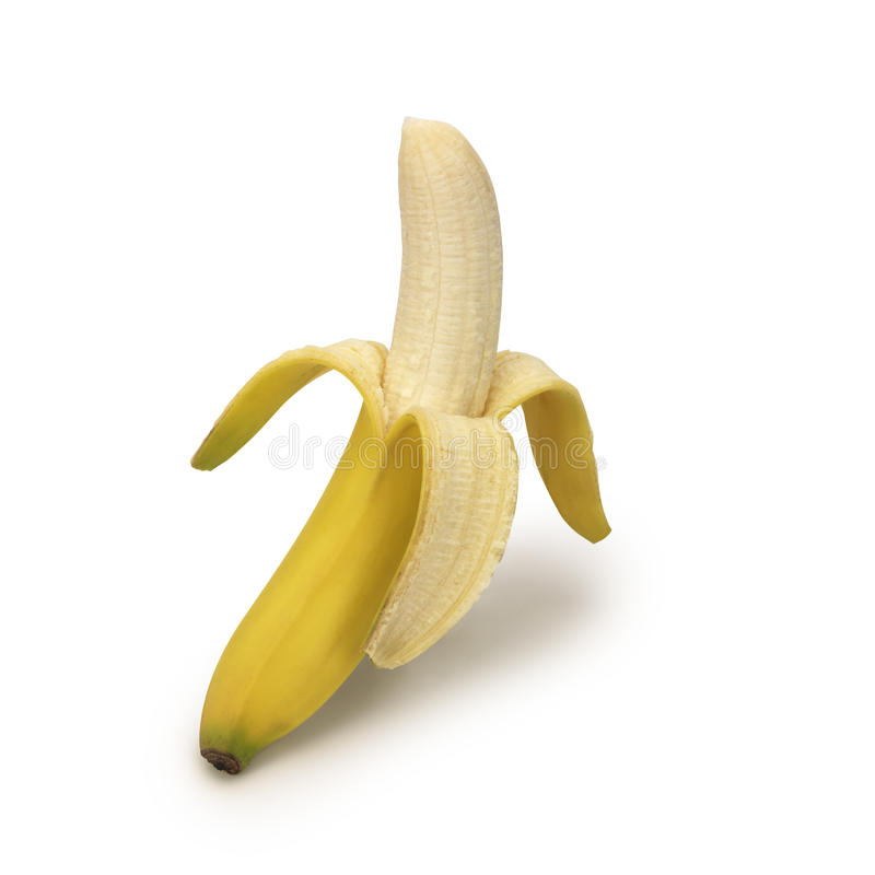 Download Banana With Path Stock Photography - Image: 15660972