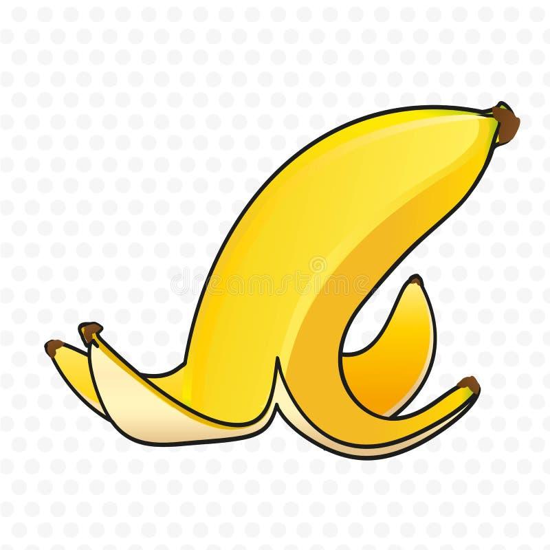 banana peel stock vector illustration of background 24031528 rh dreamstime com