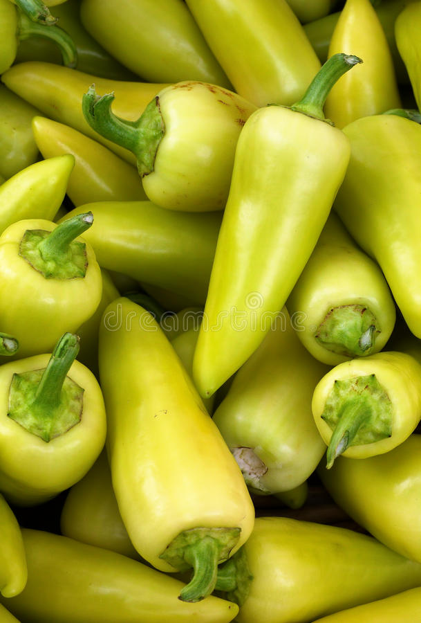 Download Banana Peppers Stock Photo - Image: 33857140