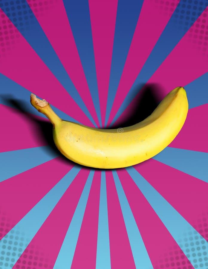 Download Banana POP! Stock Image - Image: 3979761