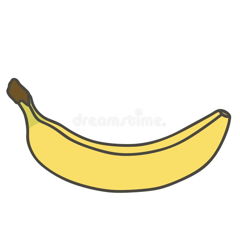 Banana vector eps Hand drawn Crafteroks svg free, free svg file, eps, dxf, vector, logo, silhouette, icon, instant download, digit. Banana vector eps, Hand drawn vector illustration