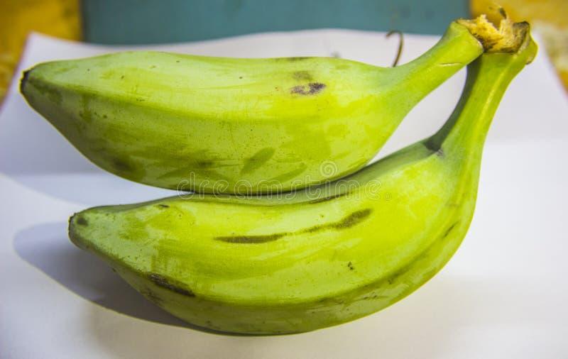 Banana vegetal indiana imagem de stock