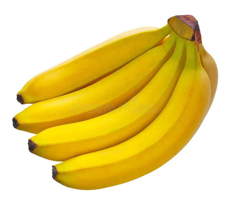 Free Bananas Royalty Free Stock Photo - 10102565