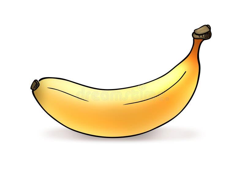 Banane illustration stock