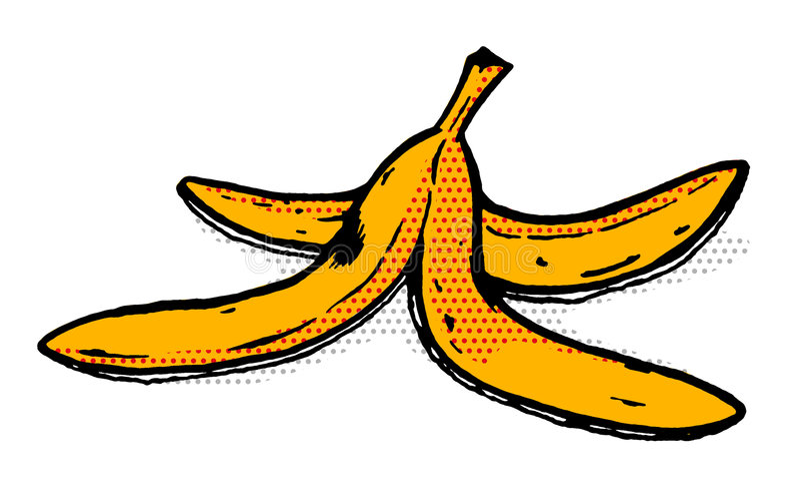 Banane vektor abbildung