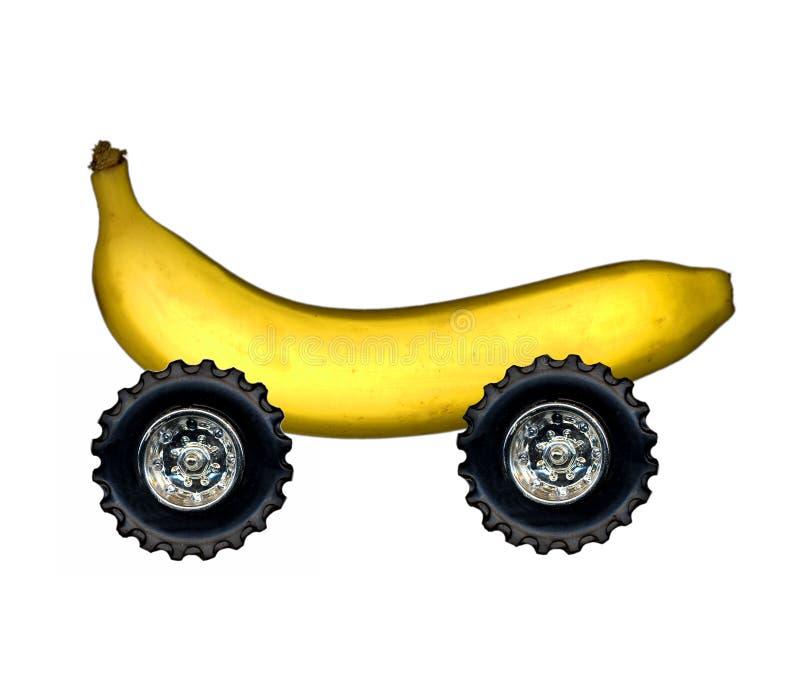 Banae auf Rädern