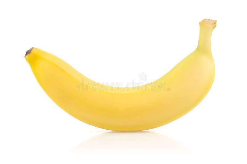 Banane jaune mûre photo stock
