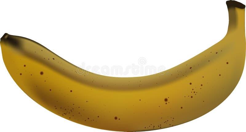 Banane mûre images stock