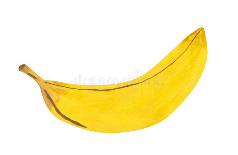 Banane peinte illustration libre de droits