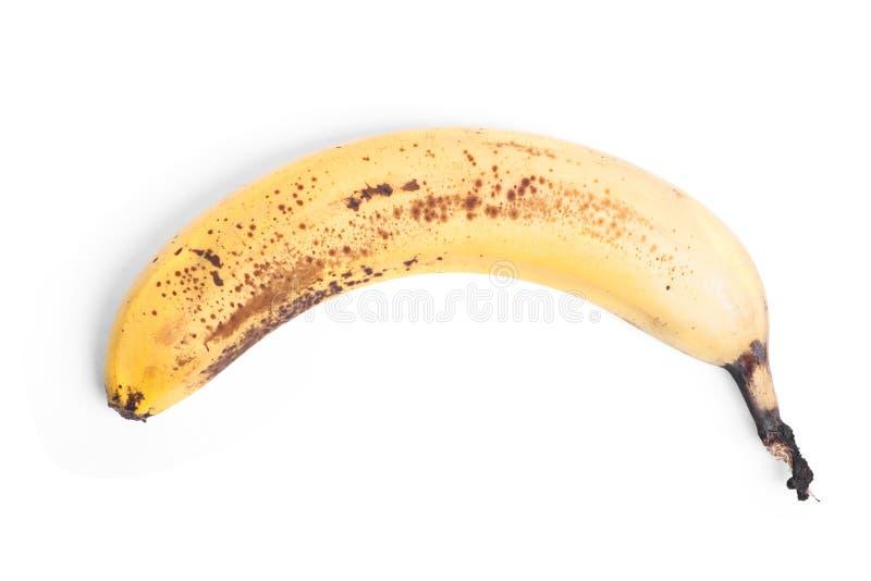 Banane putréfiée images libres de droits
