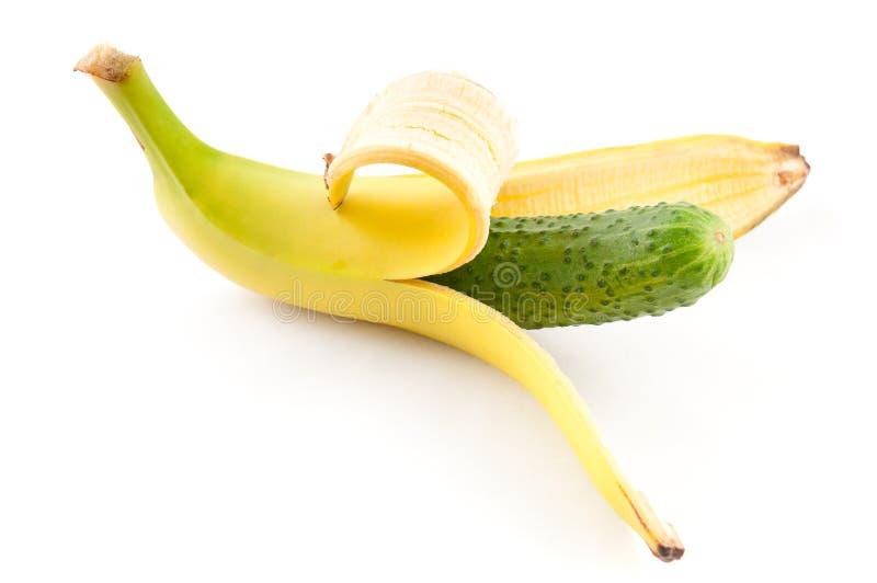Gurke Und Banane