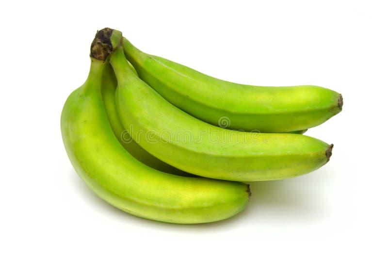 Banane verdi immagine stock libera da diritti