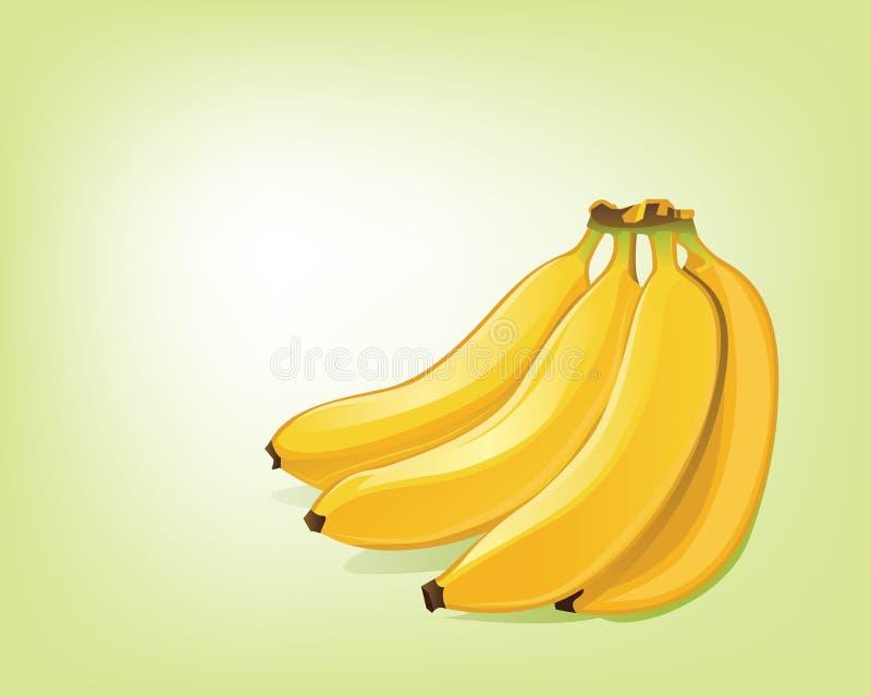 Bananen stock illustratie
