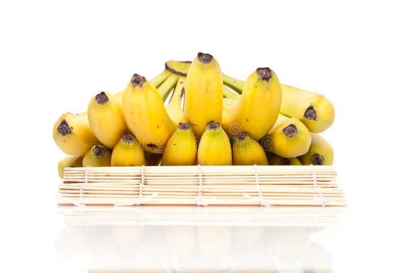 Bananen-Bündel stockfoto
