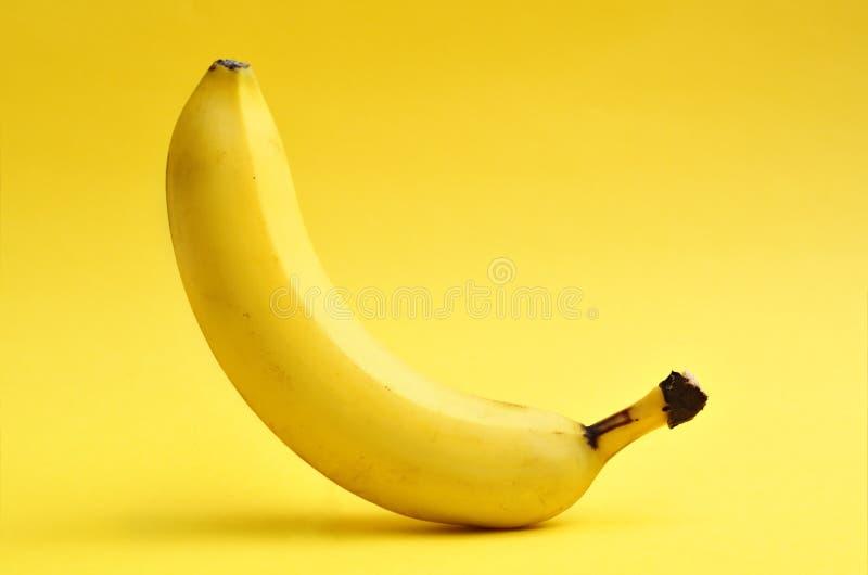Bananenyoga lizenzfreie stockfotografie