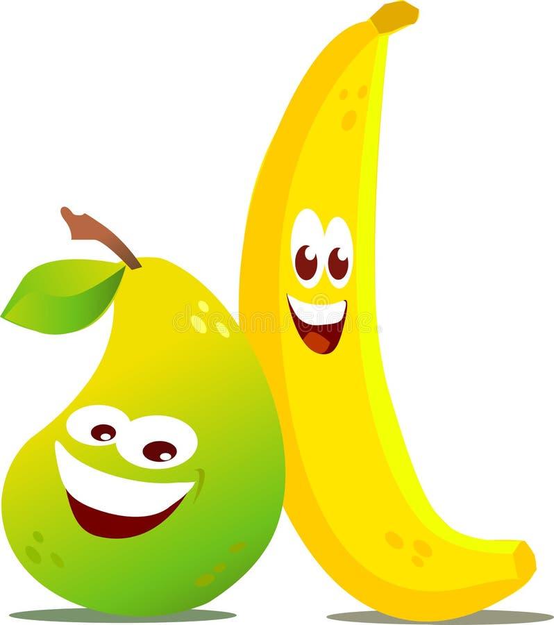 bananowa bonkreta ilustracji