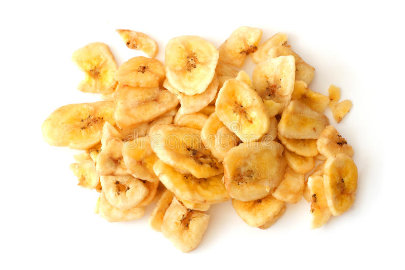 bananowi układ scalony zdjęcie stock