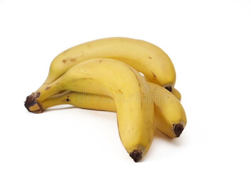 Banans photo libre de droits