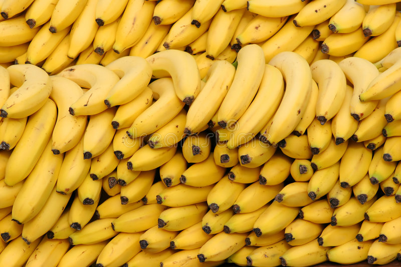 banany obrazy stock