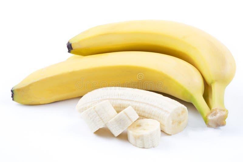 banany dojrzali zdjęcia stock