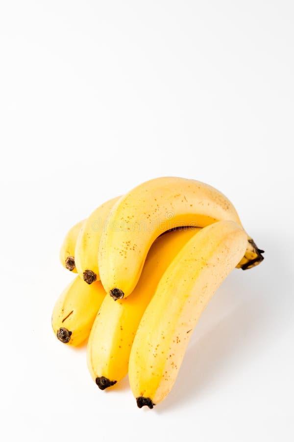 Banany - wiązka dostępne witaminy obrazy royalty free