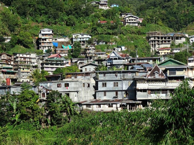 Banaue - Luzon, Philippines stock images