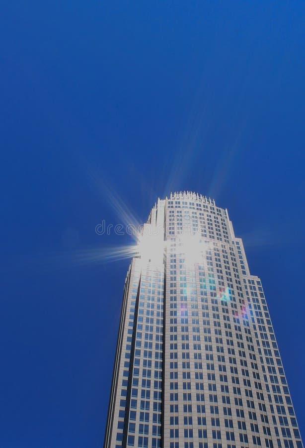 Banca di America - NC 2 fotografia stock